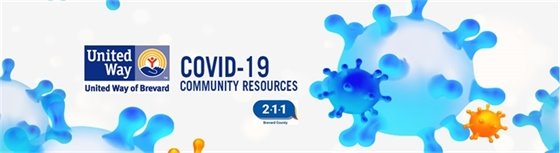 United Way of Brevard's COVID-19 Community Resources Image