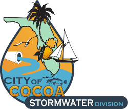 City of Cocoa Stormwater Division logo
