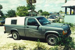 1992 Dodge pick up truck